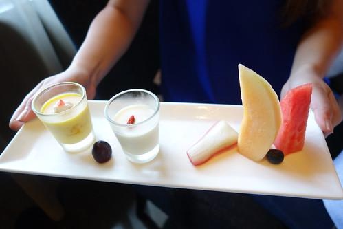 Dessert Platter at Shisen Hanten