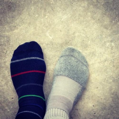 Odd sock memories