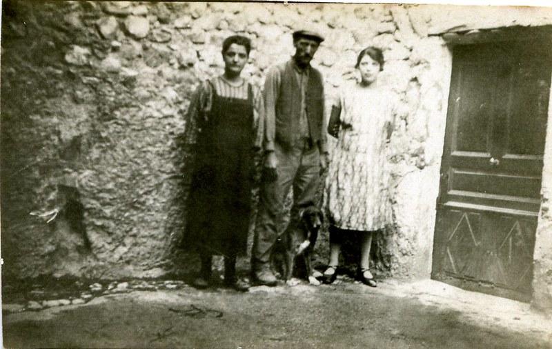 Famille Sacoumen