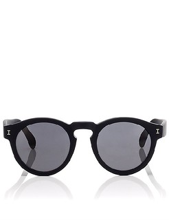 Illesteva-Matte-Black-Sunglasses