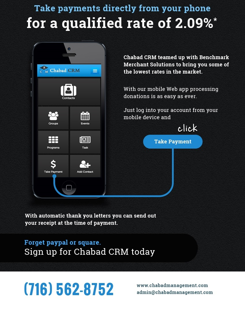 chabad crm cloud based management system chabad crm cloud based management system