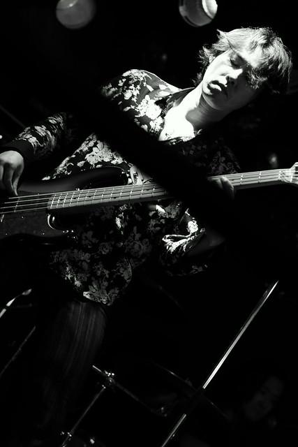 Tangerine live at Outbreak, Tokyo, 23 Jul 2015. 184