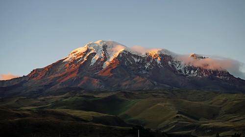 southamerica volcano ecuador sony chimborazo ambato a5000 sonya5000