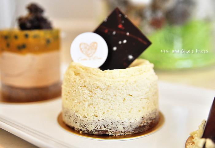 金心盈福法義式甜點11