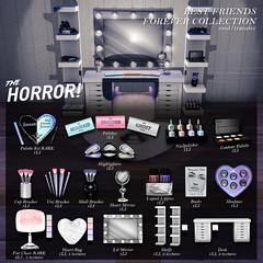 The Horror~ Better Forever Collection @ Arcade