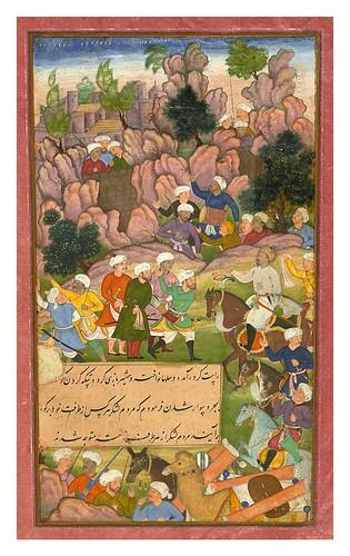006-Memorias de Babur-1500-1600-Biblioteca Digital Mundial