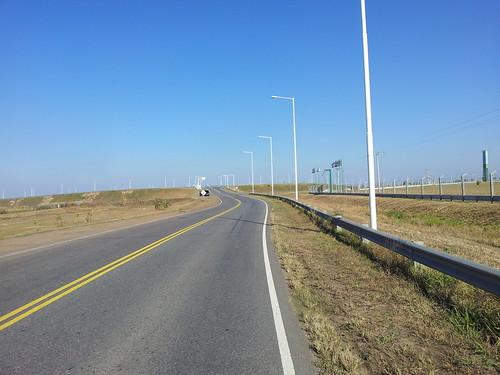 Ciclismo - 150km - Salida a Berreta