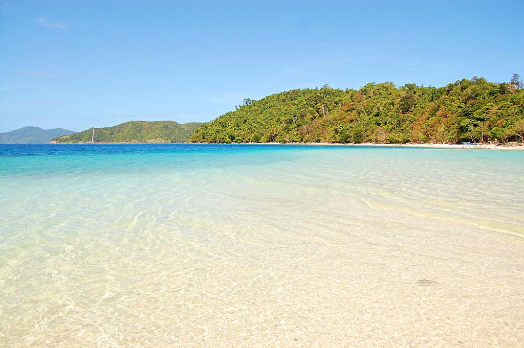 Exotic Island, Port Barton, Palawan, Philippines