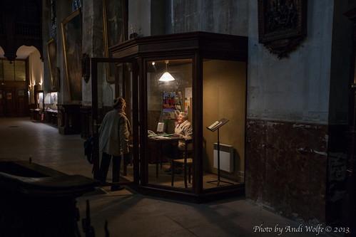 Paris - Notre-Dame-des-Blancs-Manteaux by andiwolfe