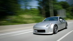 automobile, automotive exterior, wheel, vehicle, performance car, automotive design, nissan 350z, rim, bumper, land vehicle, luxury vehicle, coupã©, supercar, sports car,