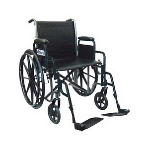 Drive Medical Wheelchair 18