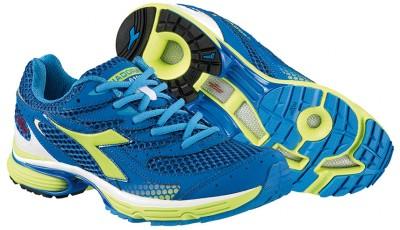 Karel David otestoval běžecké boty Diadora N-6100