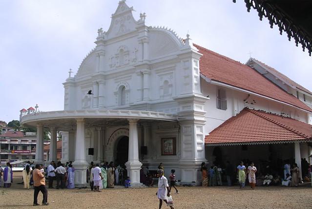 Cheriapally & Valiapally Kottayam Kerala