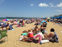 Virginia Beach 2013, fun and sun