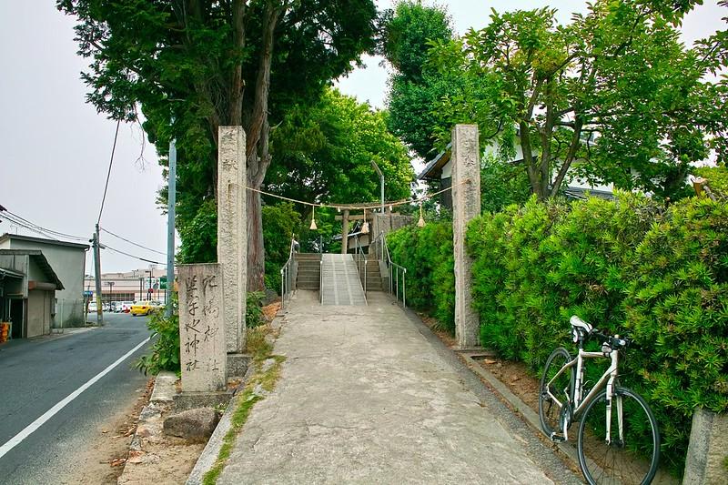 穴場神社 #1