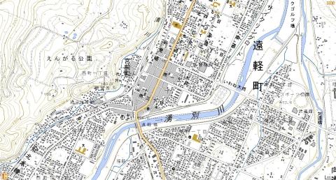 北海道遠軽町