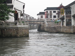 Suzhou is Built On Canals