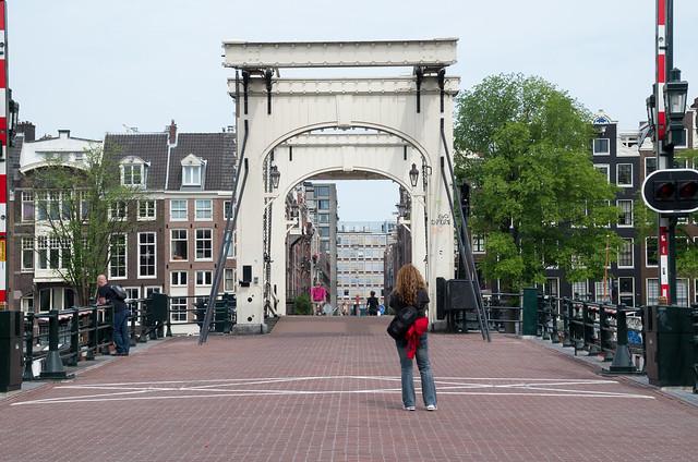 アムステルダム マレの跳ね橋