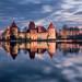 Trakai Island Castle by TheFella