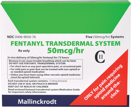 West Virginia News: Mylan Fentanyl Patch New Choice Of