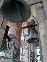 carillon, church bell, bell, iron,