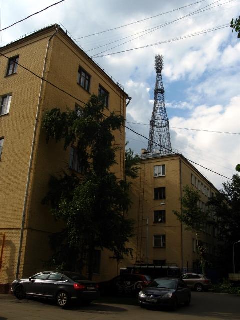 Жилые дома кооператива 1-е Замоскворечье 11