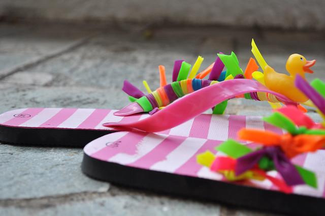 Happy flip flops 5