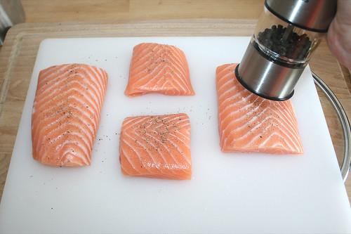 30 - Mit Salz & Pfeffer würzen / Season with salt & pepper