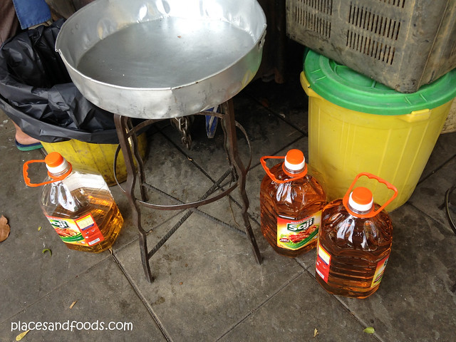 chiam cooking oil