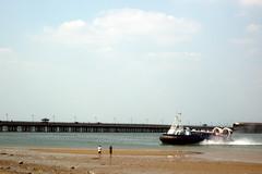 Ryde Pier Hovercraft