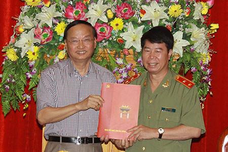Ông Bùi Văn Nam trở lại làm Thứ trưởng Công an