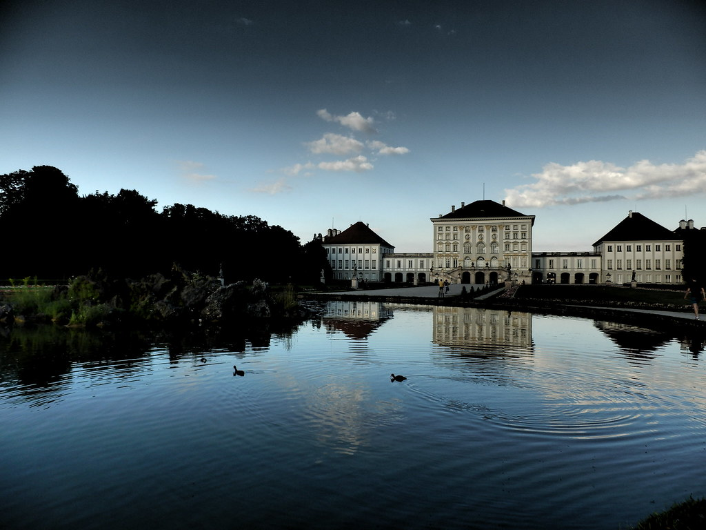 Nymphenburg - Monaco di Baviera