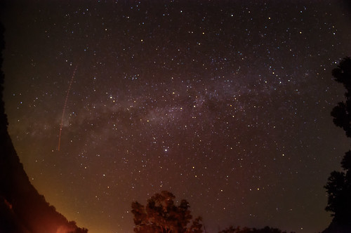 Campfire, Friends, And Perseid by Jeff.Hamm.Photography