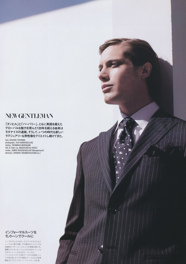 James Rousseau0075(THE SUIT CATALOG No.13 2008_04)