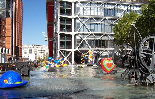 stravinsky fountain overview