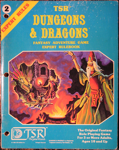 Dungeons & Dragons Expert Rules