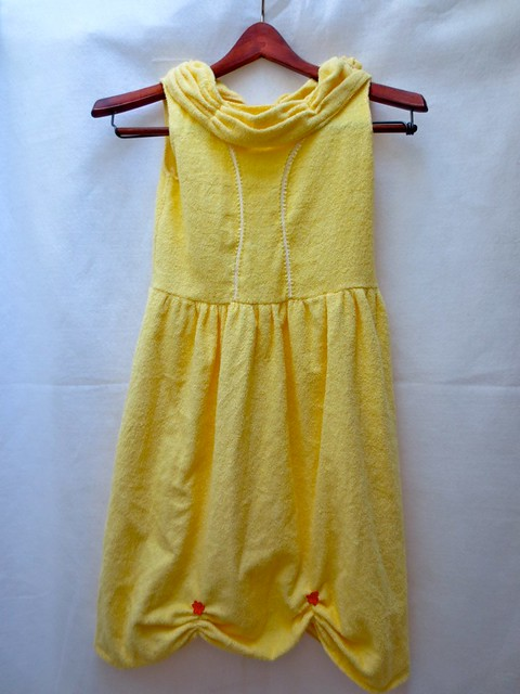 Belle Towel Dress