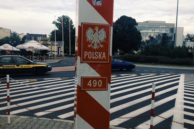bye Poland, it was nice to be in you for 45 minutes