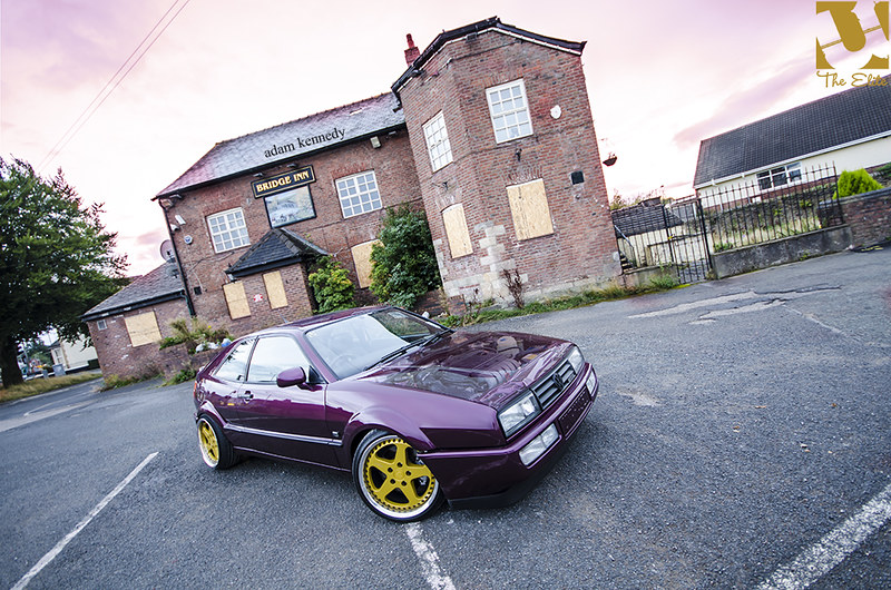 Martin's Corrado VR6 - The Elite