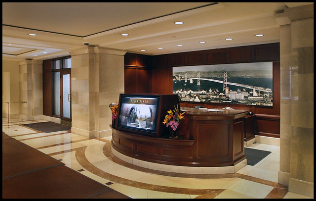 Hills lobby front desk