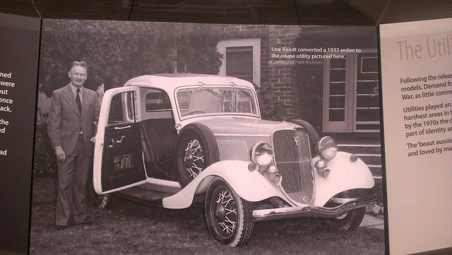 History of ford motor company australia the ute flickr for Ford motor company history