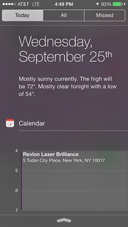 iOS7 Notifications
