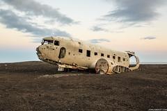 DC-3 | Sólheimasandur, Iceland