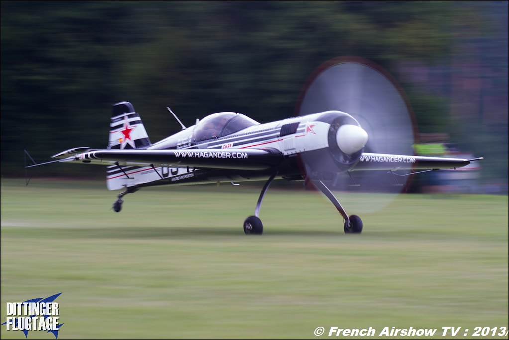 Sukhoi 26 MX Dittinger Flugtage 2013