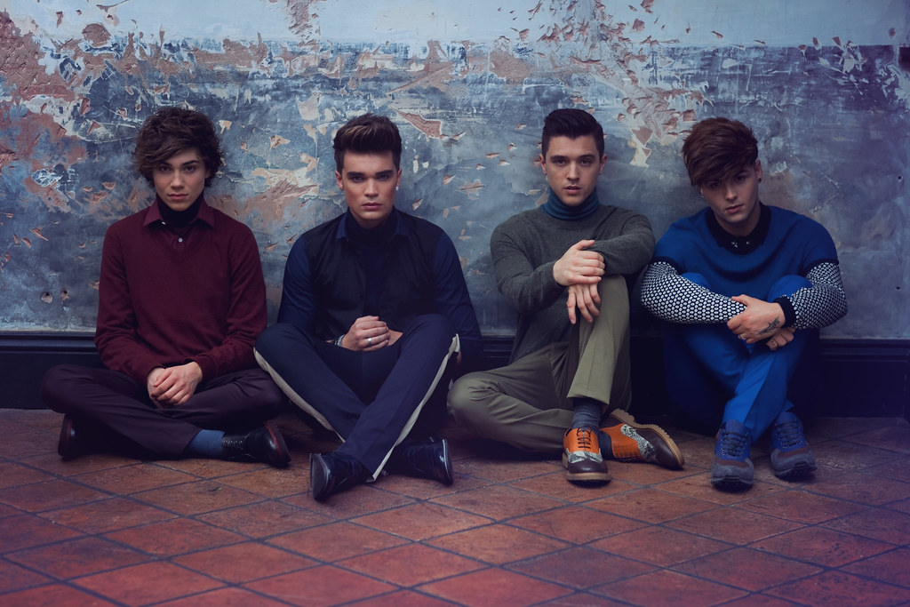 Union J / Boys By Girls