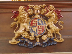 Royal Arms in Churches