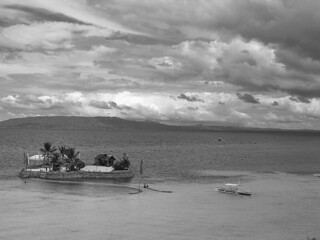 Bohol - Panglao Island islet