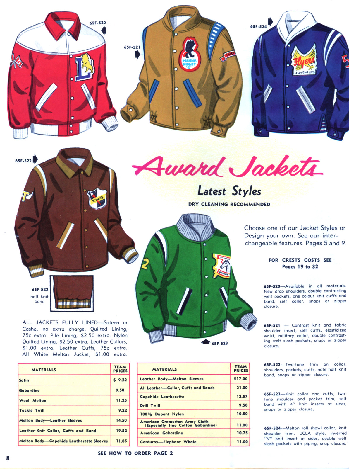Have I Mentioned Lately How Much I Like Varsity Jackets