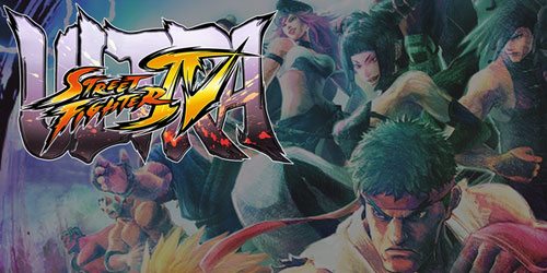 Ultra Street Fighter 4 out on PS4 in May