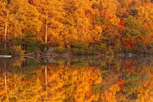 autumn lake fall canon reflections landscape fallcolors bearmountain fallfoliage landscapephotography hessianlake 5dmkiii